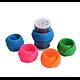 4 enrouleurs en silicone pour bobine