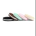 Anneau de dentition cookie rond en silicone sans BPA 54x13mm