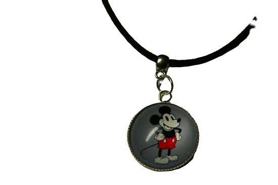 "Collier garçon ""Happy"" Mickey"