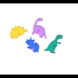 Breloque dinosaure en résine