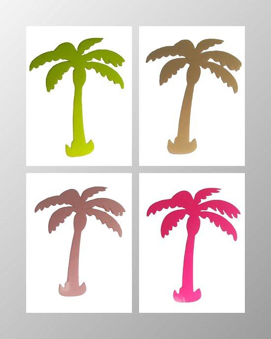 Flex thermocollant cocotier - 4 couleurs