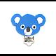 Clip koala en silicone alimentaire 48x50mm
