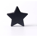 Perle étoile en silicone alimentaire sans BPA 23mm