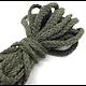 Cordelette tressée en coton 6mm - par coupe de 50cm