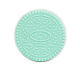 Perle cookie / biscuit / Oré-o en silicone alimentaire sans BPA 29mm
