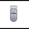 Clip en plastique pour attache-tétine
