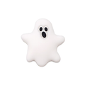 Perle fantôme en silicone alimentaire 20,5x23mm