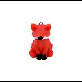 Figurine animal origami en résine 50x30mm
