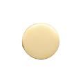 Perle cercle plein en acier inoxydable 7,7mm