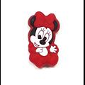 Perle bébé Minnie en couleur en silicone alimentaire sans BPA