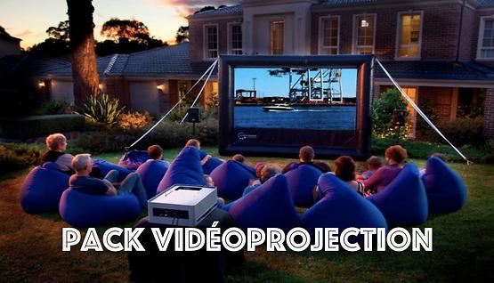Pack Vidéoprojection