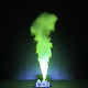 Machine à fumée effet CO2