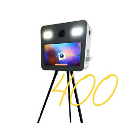 Borne PhotoBooth Luxe 400