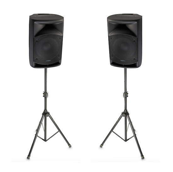 Pack Sonorisation 600w