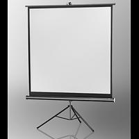 Ecran de projection sur pied 184 x 184 cm