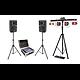Pack Eclairage Dj Virtuel 300w