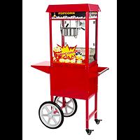 Machine à Pop Corn sur Chariot
