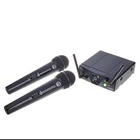 Micro sans fil x 2