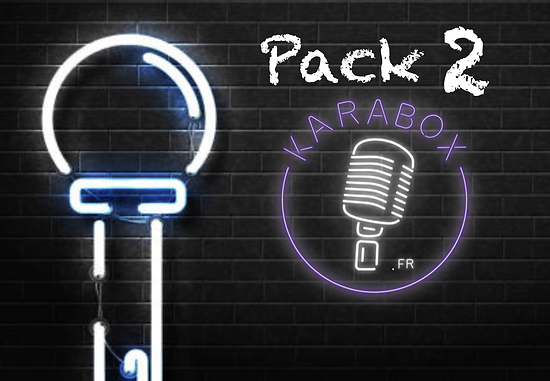 Pack Karabox 2