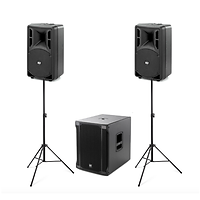 Pack Sonorisation 1500w