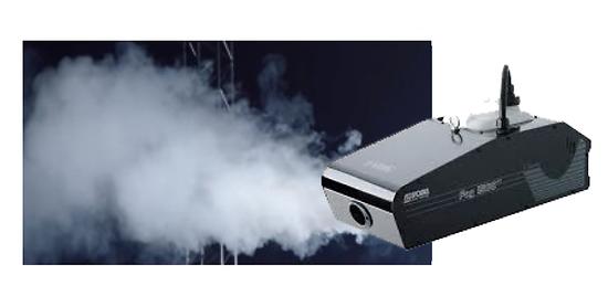 Machine à fumée gros débit