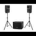 Pack Sonorisation 300w