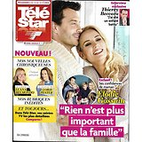TELE STAR n°2158 10/02/2018  Elodie Gossuin/ T.Beccaro/ Léa François/ S.Bern/ Mika/ Riner/ Mandela/ Kendji