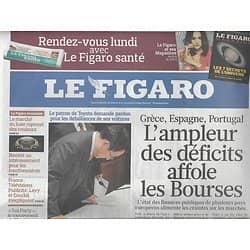 LE FIGARO N°20378 6 FEVRIER 2010 3 DEFICITS/ BOCUSE/ ISS/ ERWITT/ BHL/ STERN