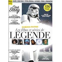 CINE STORY N°3 NOV.2016-JANVIER 2017  FILSM ET SERIES DE LEGENDES
