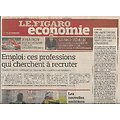 LE FIGARO n°23709 07/11/2020  Joe Biden au seuil de la Maison-Blanche/ De Gaulle et le champagne/ Le mythe Steve McQueen/ Vendée Globe/ Epidémie