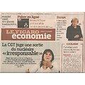 LE FIGARO n°20932 19/11/2011  Gauche: la grande confusion/ Elections en Espagne/ Voulzy & Souchon