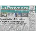 Journal La Provence n°8851 07/09/2021   Le Magnifique: Jean-Paul Belmondo/ Collector