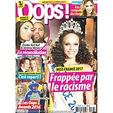 OOPS! N°236 23/12/2016  MISS FRANCE ALICIA AYLIES/ DEPP&HEARD/ NABILLA/ OOPS AWARDS