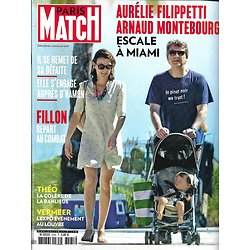 PARIS MATCH N°3535 16 FEVRIER 2017  MONTEBOURG&FILIPETTI/ AFFAIRE THEO/ COSTNER/ VERMEER/ JOVOVICH/ ROWE/ GAULTHERIE