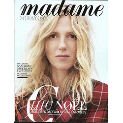 MADAME FIGARO n°22498 09/12/2017  KIBERLAIN/ CHIC NOEL/ AMOS OZ/ MADE IN LIMOGES