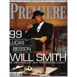 PREMIERE n°263 février 1999  Will Smith/ Lucas/ Besson/ Baye/ Branagh/ Van Sant