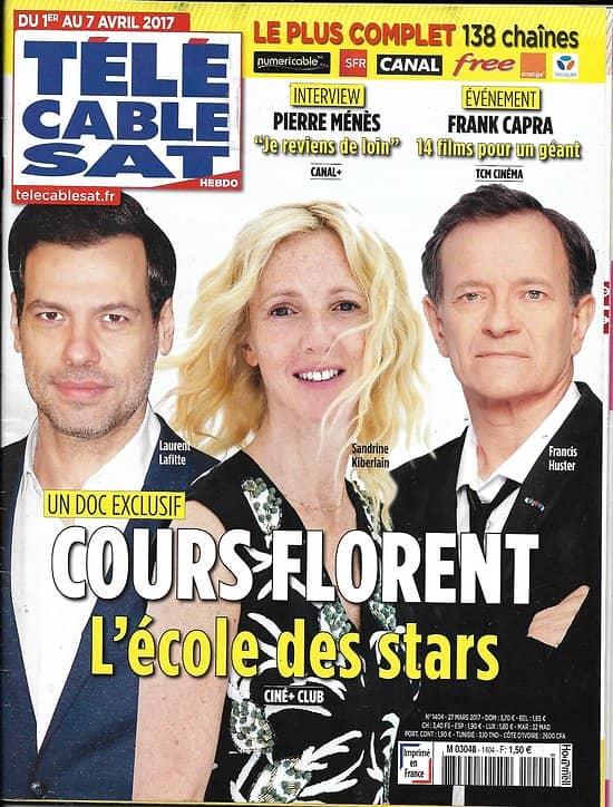 Telecable sat hebdo n 1404 01 04 2017 generation cours - Tele cable sat ...