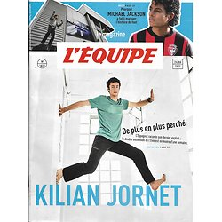 L'EQUIPE MAGAZINE n°1823 24/06/2017 KILIAN JORNET/ JACKSON/ AS MONACO/ BEITAR/ TOWNS