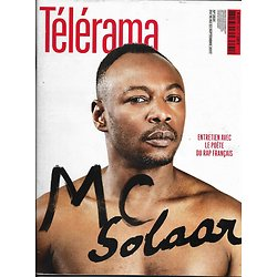 TELERAMA n°3531 1/09/2017  McSOLAAR/ LA CALLAS/ BERGE/ VIETNAM/ VITICULTURE