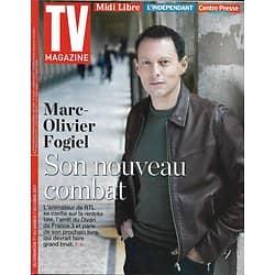 TV MAGAZINE n°22750 01/10/2017  Fogiel/ Agostini/ Bern/ Villardière/ HARCELEMENT SEXUEL