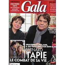GALA n°1268 27/09/2017 Bernard Tapie/ Coffe/ N.Leroy/ M.Markle/ Kids United/ H.Clinton