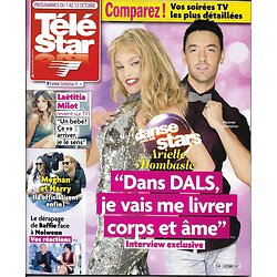 TELE STAR n°2140 07/10/2017  Dombasle-DALS/ Milot/ Tautou/ Mike Horn/ Baker