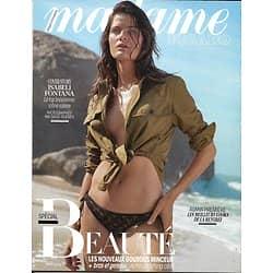 MADAME FIGARO n°22695 2/07/2017  I.Fontana/ Spécial beauté/ Kris Jenner/ Schiappa/ J.Smalls