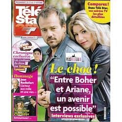 TELE STAR n°2142 21/10/2017  Plus belle la vie/ Jean Rochefort/ V.Paradis/ Cardinale/ Danse avec les stars