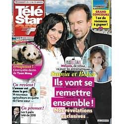 """TELE STAR n°2154 13/01/2018  """"Plus belle la vie""""/ Louane Emera/ Tomer Sisley/ Meghan Markle/ """"Sam""""/ Matt Damon"""