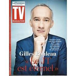 TV MAGAZINE n°22836 14/01/2018  Gilles Bouleau & le JT/ P.Sébastien/ Pièces jaunes/ L'amour est dans le pré