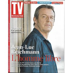 TV MAGAZINE n°22848 28/01/2018  Jean-Luc Reichmann/ Top Chef/ Nagui/ Bourdon & Becker