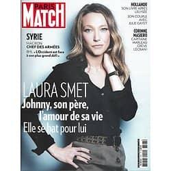 PARIS MATCH n°3597 19/04/2018  Laura Smet/ Macron chef des armées/ Hollande/ Universités/ Cannabis/ Rockefeller