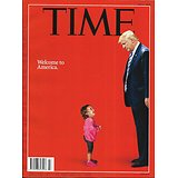 TIME VOL.192 n°1 02/07/2018  Border war: Welcome to America/ Thailand's military ruler/ Coffee crisis