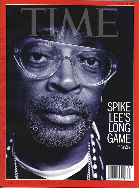 TIME VOL.192 n°7 20/08/2018  Spike Lee's mission/ Fighting fake news/ To improve weather forecasting/ new hope for Alzheimer's